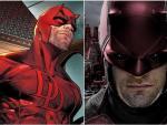 Daredevil cómic vs. serie de Netflix