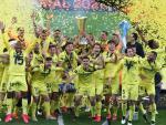 El Villarreal, campeón de la Europa League 2020/21