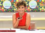 Sonsoles Ónega habla con Olga Moreno por teléfono en 'Ya es mediodía'.