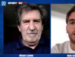 Ibai Gómez, jugador del Athletic de Bilbao, confiesa a Iñaki Cano cómo lleva el confinamiento y qué supuso para él la suspensión de la final de Copa ante la Real Sociedad, que espera que se juege en el futuro.