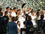 El Madrid derrotó al Villarreal y se proclama campeón de Liga