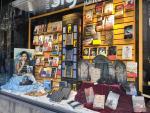 Archivo - Librería Cervantes, en Oviedo