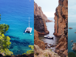 La Costa Brava posee alguna de las playas más impresionantes de la península.