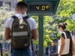 La Aemet eleva a 41 grados la temperatura máxima que se puede alcanzar en la Vega del Segura este domingo