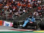 Fernando Alonso, en el GP de Austria