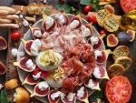 La composición de la mesa es una de las labores de los estilistas gastronómicos.