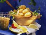 Las papas es uno de los productos más típicos de la gastronomía canaria.