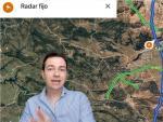 Google Maps te dice los radares que hay en las carreteras de España (1)
