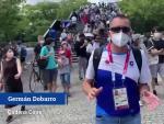 Germán Dobarro - Día 1
