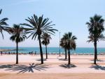 A pesar de ser un metrópolis, Barcelona cuando con playas y calas poco transitadas.