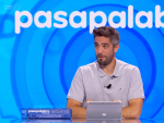Roberto Leal, en 'Pasapalabra'.