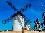 Ruta de los molinos Don Quijote