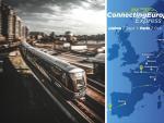Los vagones han sido proporcionados por diferentes empresas ferroviarias europeas