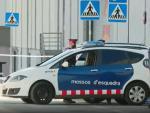 Lugar donde se ha producido el tiroteo en Sabadell.
