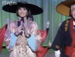 Miliki y Rita Irasema en 'El Gran Circo de TVE'