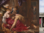 La obra está situada en el museo National Gallery.