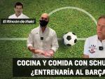 El Rincón de Iñaki   Schuster, la soledad de Koeman y su puerta abierta al Barça