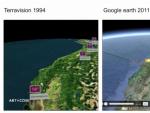 Google copió el algoritmo de Terravision para crear Google Earth