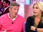 Joaquín Prat y Cristina Tárrega en 'El programa de Ana Rosa'.