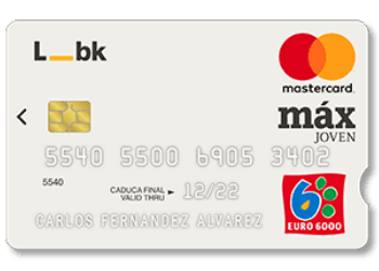 Liberbank - Tarjeta de débito