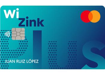 Tarjeta de credito - Wizink