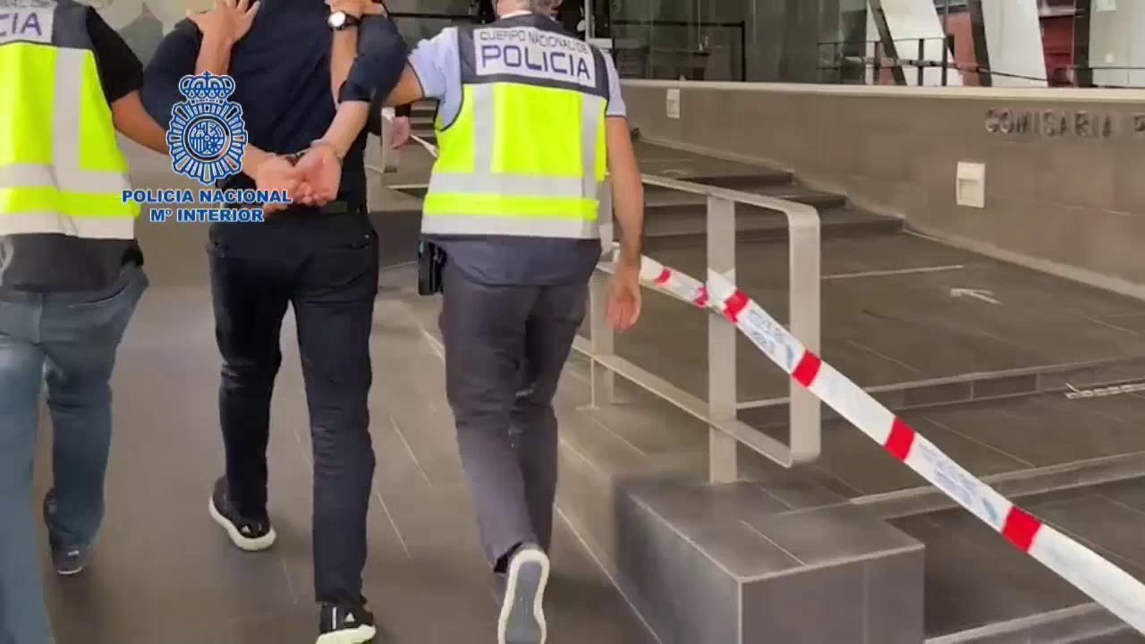 detenido en Alicante el presunto autor de la agresión a un inspector de Policía en el interior de un autobús urbano en Zaragoza